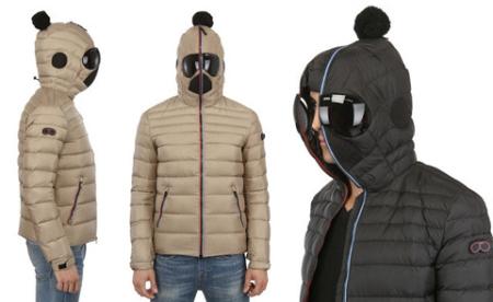 鸟人防寒夹克创意设计