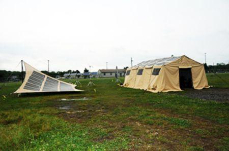 太阳能帐篷创意设计