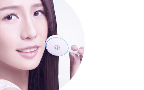 SkinRun创意,智能肌肤测试仪创意设计