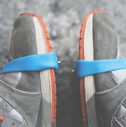 简易防滑鞋爪子创意设计
