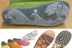 鞋底的艺术创意设计