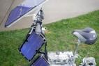 太阳能电动车创意设计
