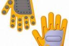 手套式电熨斗创意设计