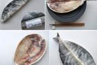 逼真的鱼形笔袋创意设计