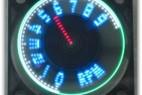带LED显示屏的风扇创意设计