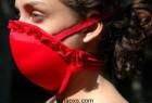 超创意文胸救生口罩创意设计