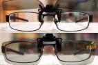3D眼镜夹片创意设计
