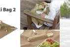 折叠环保袋创意设计