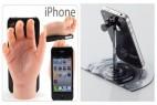 两款独特创意的iPhone支架创意设计