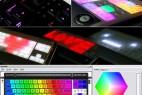 创意LED发光键盘创意设计