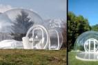 透明露营帐篷创意设计