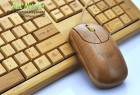竹制键盘创意,鼠标创意设计