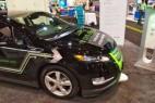 新型电动车无线感应充电技术创意设计