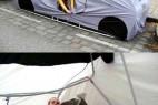 汽车形的帐篷创意设计