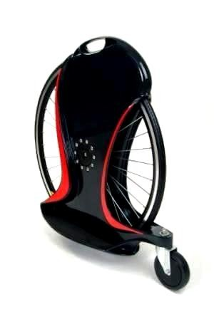 魔轮滑板车创意设计