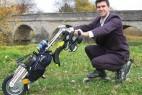 单轮电动摩托车创意设计