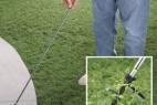 电钻除草机创意设计