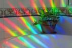 彩虹镜子创意设计