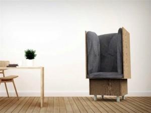 坐这张创意设计椅子能让人长寿?