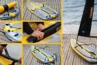 便携充气帆船创意设计