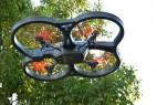 四旋翼飞行器创意,Parrot,AR.Drone2.0创意设计