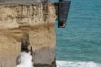 悬崖壁上的度假小屋创意设计,你敢住吗?