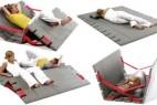 多用组合地毯创意设计