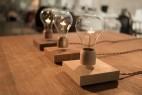 无线供电磁悬浮灯泡创意设计