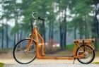 这自行车保证你没见过!创意设计