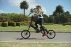 专为跑步者而创意设计的无座自行车创意设计