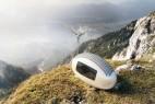 电力自给自足的移动小屋创意设计