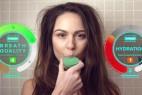 智能口气检测器Mint创意,让你远离口臭