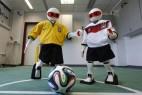 机器人世界杯巴西开赛创意设计