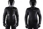 摩托车手充气保护服创意设计