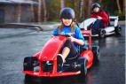专为5-9岁儿童创意设计的小型电动卡丁车创意设计