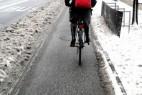 """""""温暖""""的自行车道创意设计"""