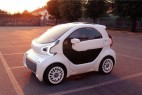 用玉米制造的3D打印电动汽车创意设计创意,3天完成只卖6万