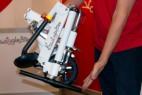 Kwiggle Bike全球最小的折叠自行车创意设计