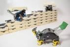 智能建筑小机器人创意设计