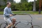 曲线自行车创意设计