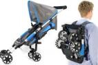 背包式折叠婴儿车创意设计