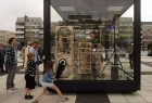 德国广场的超巨型音乐盒创意设计