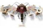 创意金属昆虫创意设计