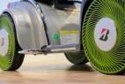 不用充气的车胎创意设计