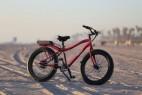 电动宽胎自行车创意设计