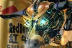 红牛《变形金刚4》主题广告创意设计