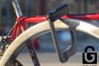 Grasp创意,Lock指纹识别自行车锁创意设计