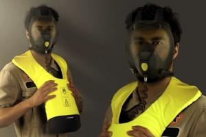 Airscape快速氧气面罩创意设计
