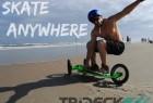 Trideck三轮滑板创意设计