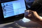 手持乐谱扫描仪创意设计
